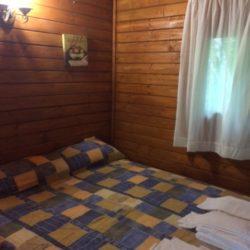 habitación de matimonio, cama de 150x190cm